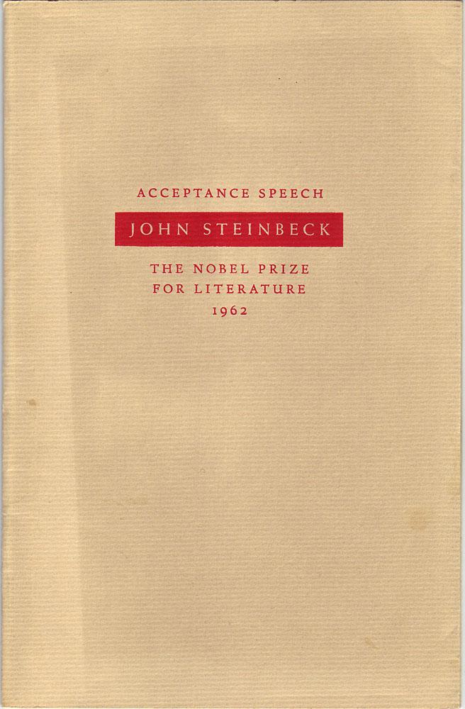 Nobel Prize For Literature John Steinbeck john steinbeck nobel p...