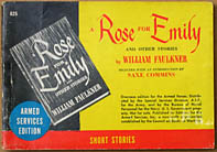William Faulkner. Rose for Emily and Other Stories