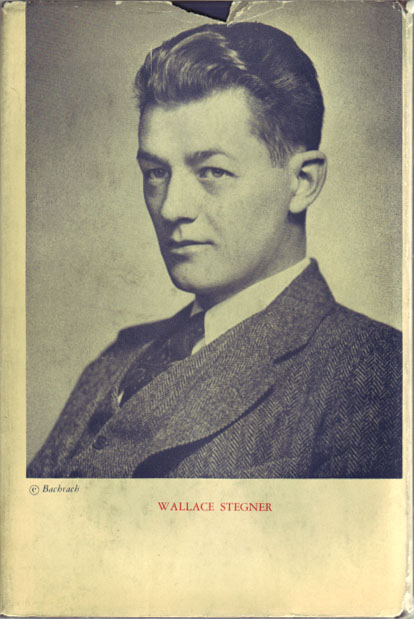 wallace stegner essays